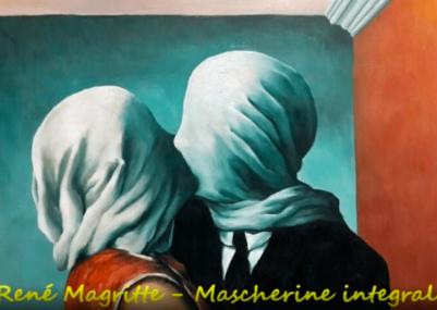 magritte mascherine integrali