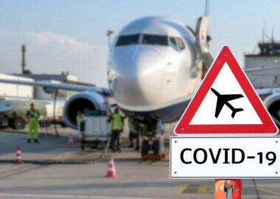 aeroplano coronavirus
